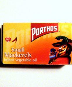 Makrela w pikantnym oleju słonecznikowym - 120g