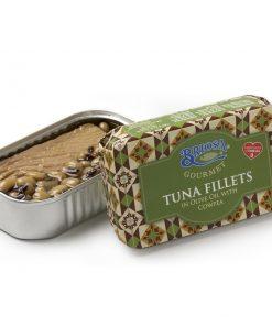 Filet z tuńczyka ze wspięgą wężowatą 120g