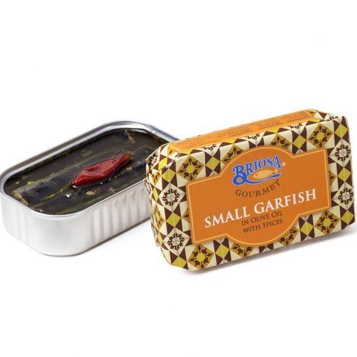 Mała belona w oliwie z oliwek z ostrą papryką piri-piri 120g