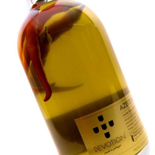 Oliwa z oliwek z Chilli Bio 0.4% kwasowość - 500ml
