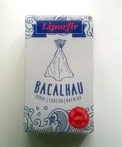 """Grillowany Dorsz """"Bacalhau"""" w oliwie z oliwek 125g"""