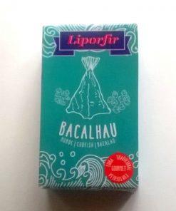 """Grillowany dorsz """"Bacalhau"""" z ciecierzycą 125g"""